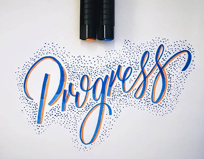 Calligraphy works - 2018