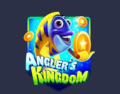 Anglers Kingdom - Fish Shooter arcade game