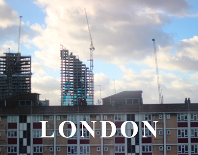 • London Photo Diary