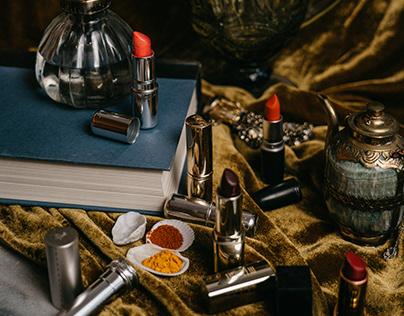 The Vanity Table