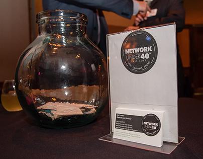 NetworkUnder40 Event