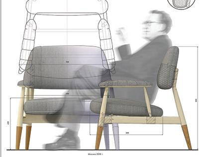 PLUMP chair