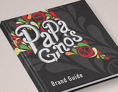 Papa Gino's Rebrand