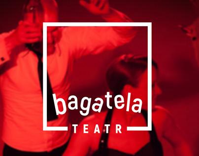 Teatr Bagatela - rebranding concept