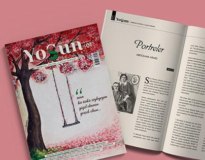 Yosun Edebiyat, Kültür ve Sanat Dergisi