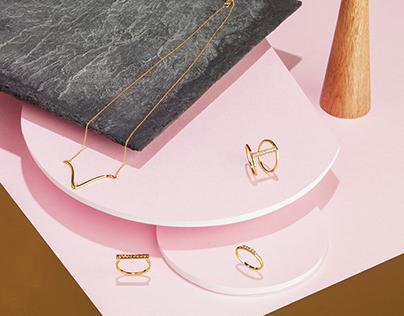 Denise Bouquet Jewellery Ads