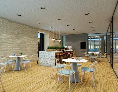 Cluj office space by BL Studio Associates team