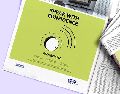 Berlitz – Campanha de Comunicação