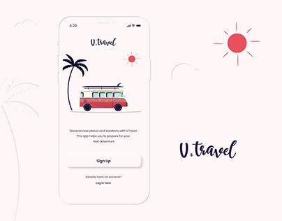 U.Travel App