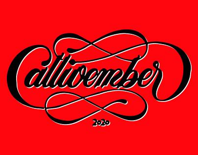 Callivember 2020