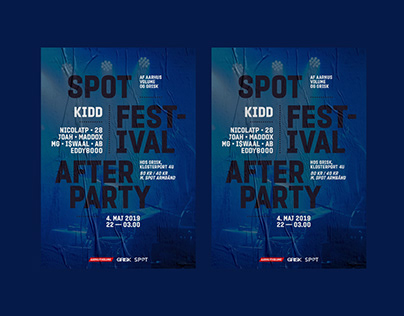 SPOT Festival Afterparty