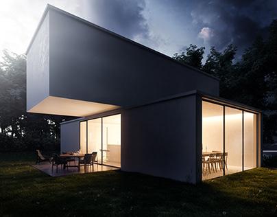 Villa in Belgium