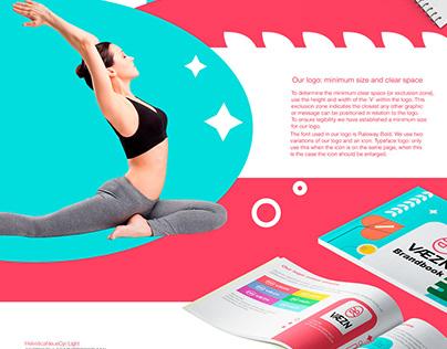 Brand book Vaezn company