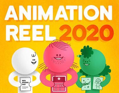 ANIMATION | 2020 REEL