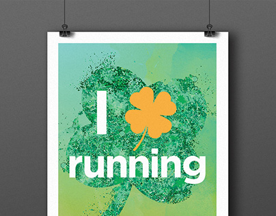 Shamrock Shuffle Support Posters