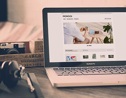 Monoqi: photo retouching & marketing assets