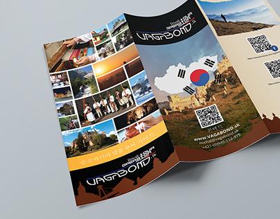 Tourism propagation brochure (Slovakia)