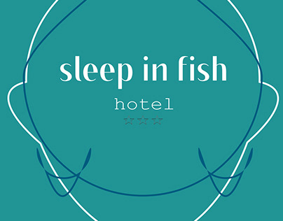 SLEEP IN FISH HOTEL