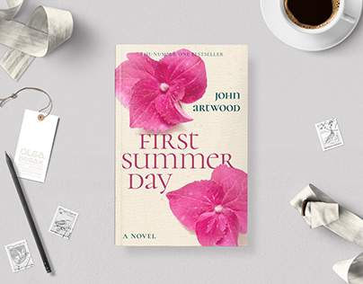 FIRST SUMMER DAY Book Cover Concepte