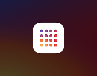 App icon design for BBBBurst.