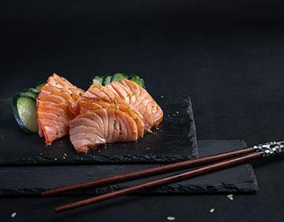 Food Photography (SUSHI)