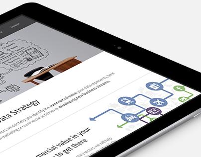 Beyond Analysis Website Design