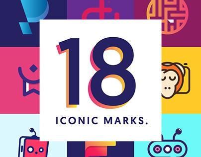 ICONIC MARKS - 2018