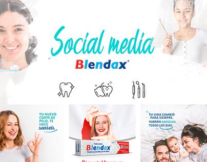BLENDAX SOCIAL MEDIA - AGOSTO 2019