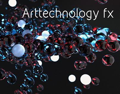 Design+Motion+Visual Arts +Effects = Arttechnology FX