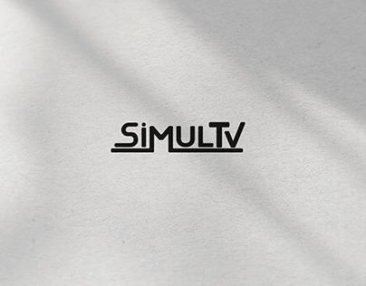 Logo Concepts for SimulTV