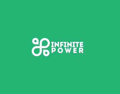 Logo Design. Infinite Power