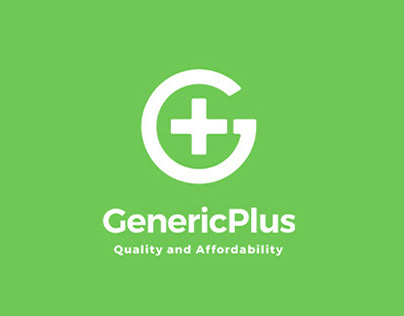 Brand Identity for Generic Plus