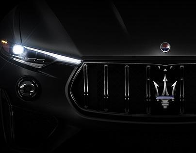 Maserati Brand Identity, Marketing Collateral Design
