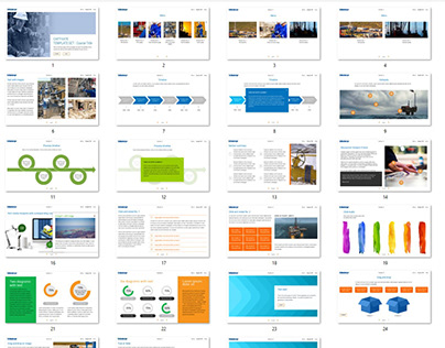 Captivate Interactive Training Template