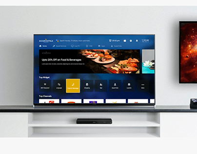 Hospitality - Android TV