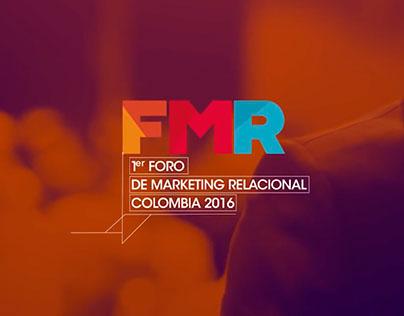 Primer Foro de Marketing Relacional Colombia