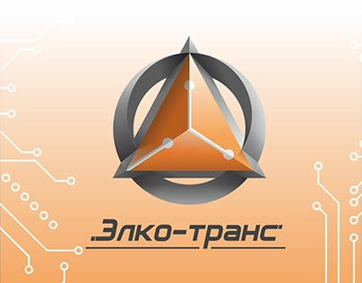 Логотип компании Элко-транс