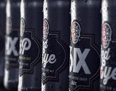 Dares Beers | CGI Bottle