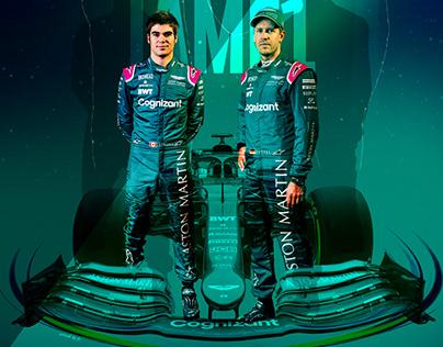 Formula 1 / Aston Martin AMR21 F1