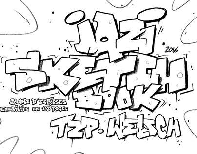 Jazi SketchBook