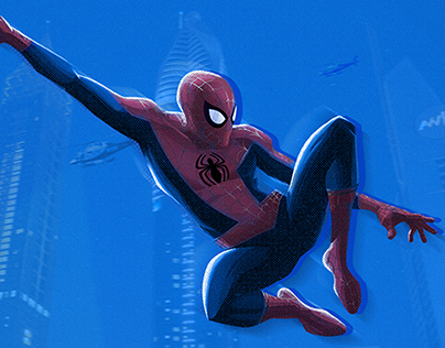 Spiderman: Into The Spiderverse Wallpapers