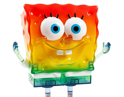 Sea Sponge Spongebob