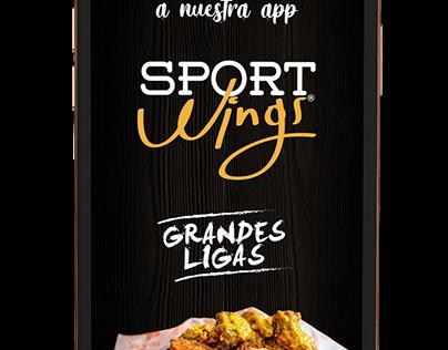 Sport Wings Franchise App - Colombia