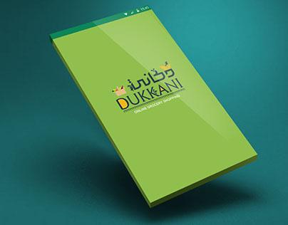Dukkani Mobile App
