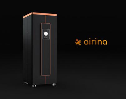 AIRINA - 3D Motion