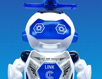 LINK the Robot (videos)