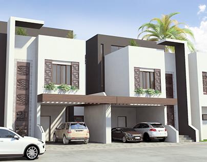 Al Wajba Residential compound, Al Rayyan, Doha, Qatar