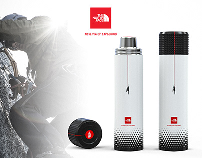 The North Face Vacuum bottle / Thermos design