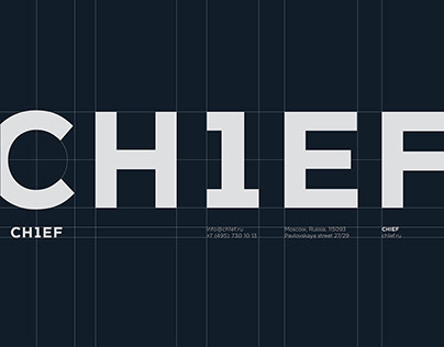 CH1EF Rebranding