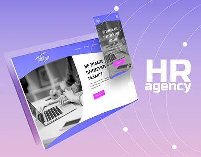 Talent team HR agency